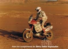 PARIGI DAKAR 1992