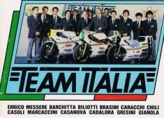 TEAM ITALIA 1985
